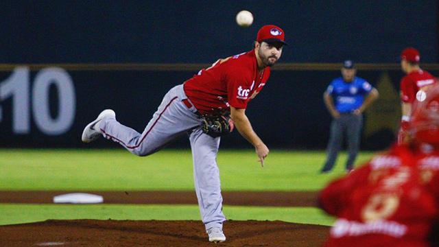 Beisbol, LMB: Héctor Galván comandó triunfo de Campeche en Cancún