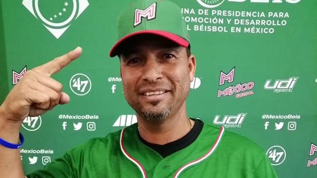 Beisbol, LMB: Juan Gabriel Castro será el Manager de México para el Premier12