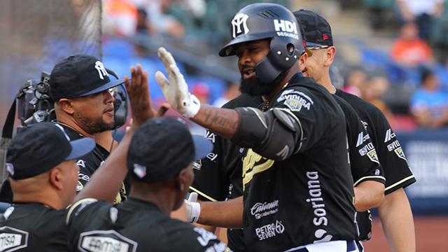 Beisbol, LMB: Darnell comanda blanqueada de Sultanes