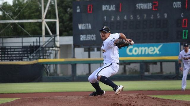 Beisbol, LMB: Rieleros ganó la serie completa a Algodoneros