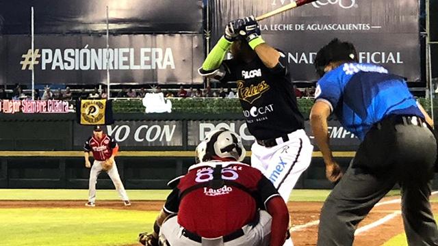 Beisbol, LMB: Remontada triunfal de Rieleros para quedarse la serie