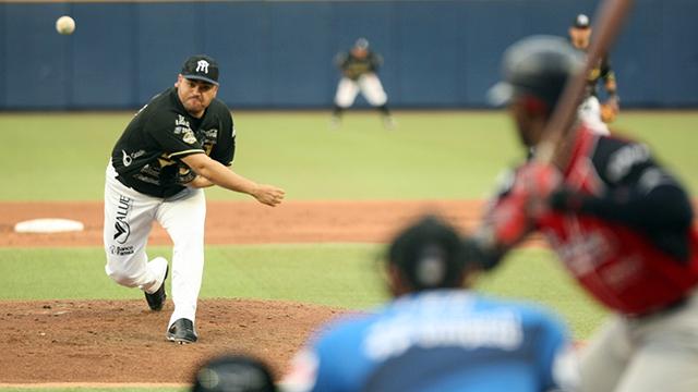 Beisbol, LMB: Lució Edgar González en el Palacio Sultán