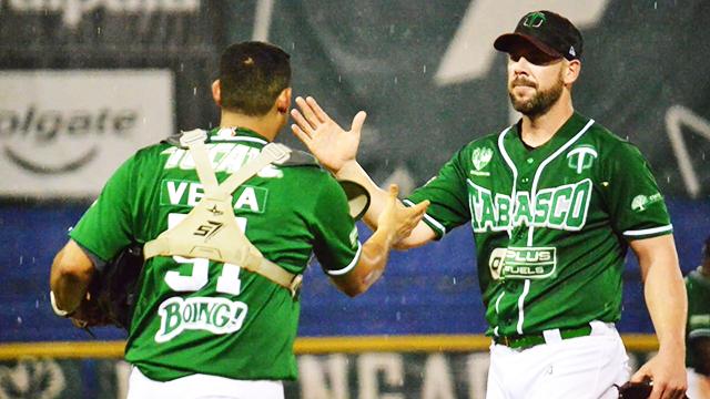Beisbol, LMB: Olmecas se quedó con el tercero de la serie ante Bravos