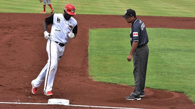 Beisbol, LMB: Olmo Rosario brilló en triunfo de Piratas, el segundo fue pospuesto