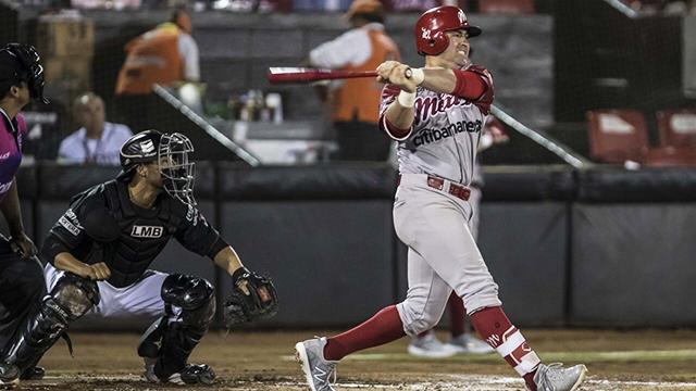 Beisbol, LMB: Diablos Rojos se llevo la serie en la frontera