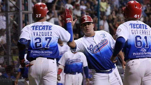Beisbol, LMB: Generales aseguró la serie en su cuartel