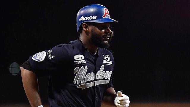 Beisbol, LMB: Bombazo 42 de Chris Carter y Monclova empató la serie