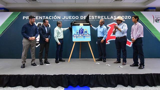 Beisbol, LMB: Se presentó en Monclova el Juego de Estrellas 2020