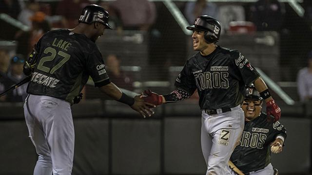 Beisbol, LMB: Toros embistió al acero en el último de la serie