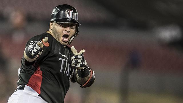 Beisbol, LMB: Bombazo de Ricky Álvarez y ganó Toros