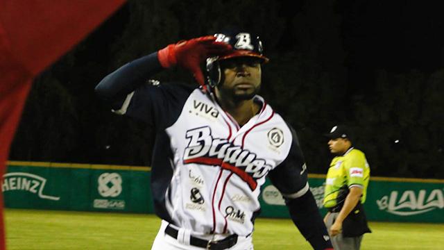 Beisbol, LMB: Félix Pie le dio el triunfa a Bravos en extra innings