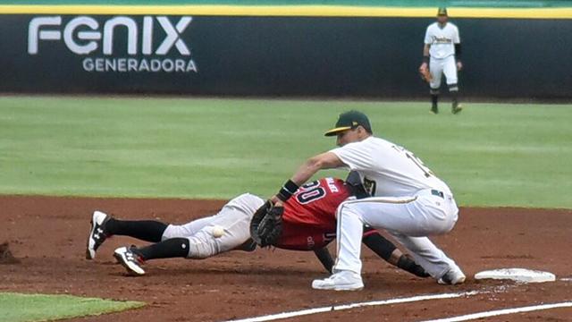Beisbol, LMB: Home Run de Alonzo Harris encaminó el triunfo de Oaxaca