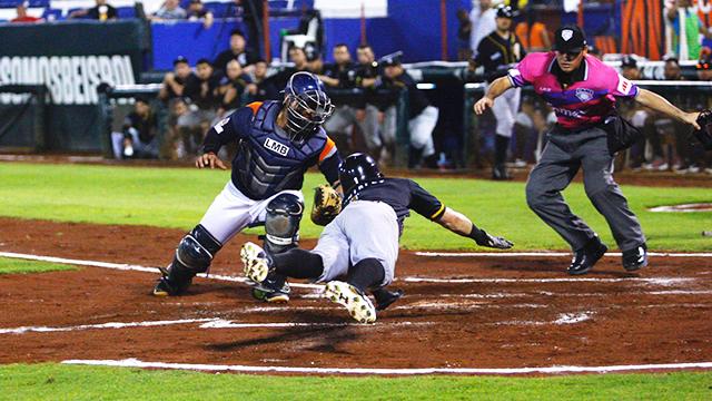 Beisbol, LMB: Guerreros definió el duelo con cuadrangular