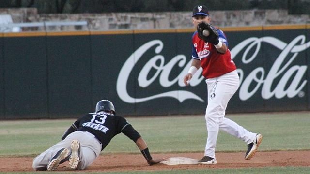 Beisbol, LMB: Artillería de Durango superó a Saltillo