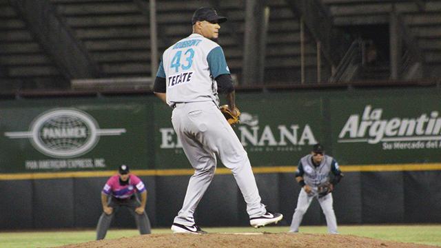 Beisbol, LMB: Saraperos se llevó la serie con sólido trabajo de Félix Doubront