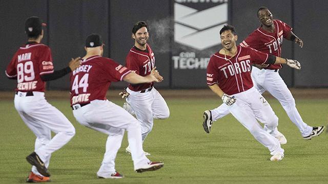 Beisbol, LMB: Toros vence con Walk-off en casa