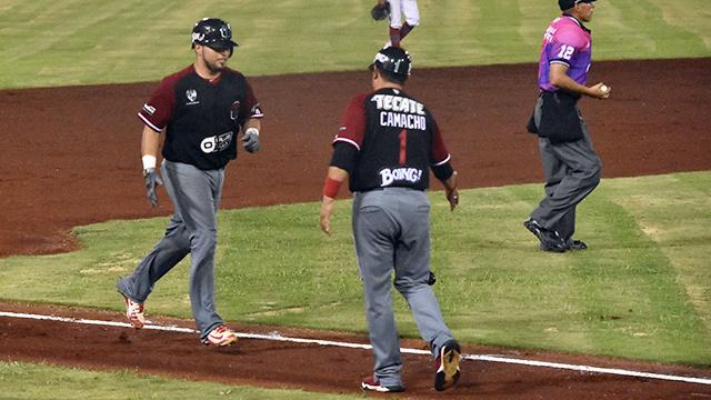 Beisbol, LMB: Olmecas se impuso en duelo de volteretas
