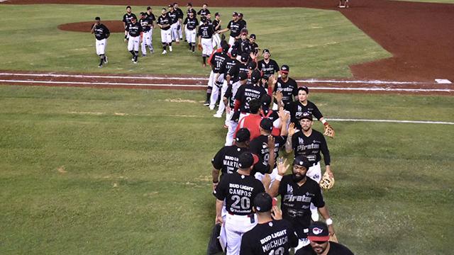 Beisbol, LMB: Brazo de Manuel Flores lideró triunfo de Piratas