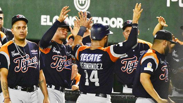 Beisbol, LMB: Tigres se quedó con la serie en el Kukulcán
