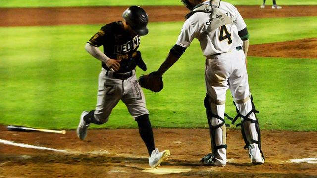 Beisbol, LMB: Yucatán tomó ventaja en el Hermanos Serdán