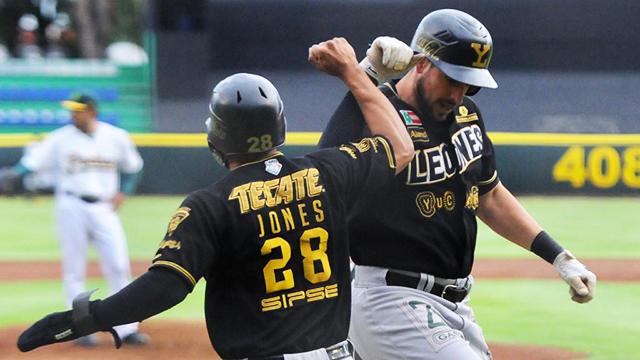 Beisbol, LMB: Leones rugió con furia para llevarse la serie del Hermanos Serdán