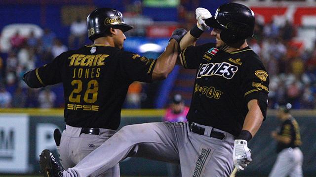 Beisbol, LMB: Leones tomó ventaja en la serie de fieras en Cancún