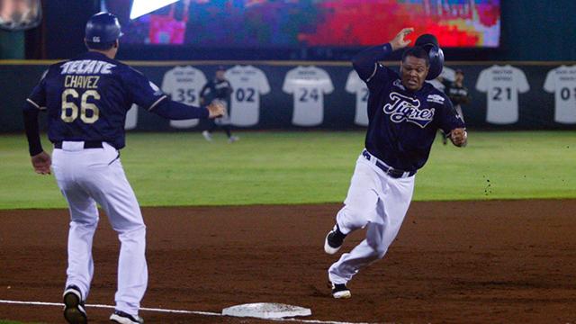 Beisbol, LMB: Tigres gana y recupera el liderato de la Zona Sur
