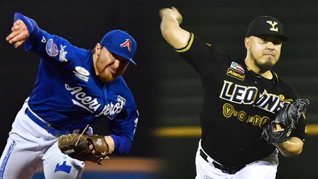 LMB, Beisbol: Habrá grandes lanzadores para el juego tres