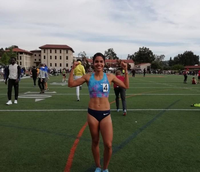 Atletismo: Mariela Real piensa en Tokio