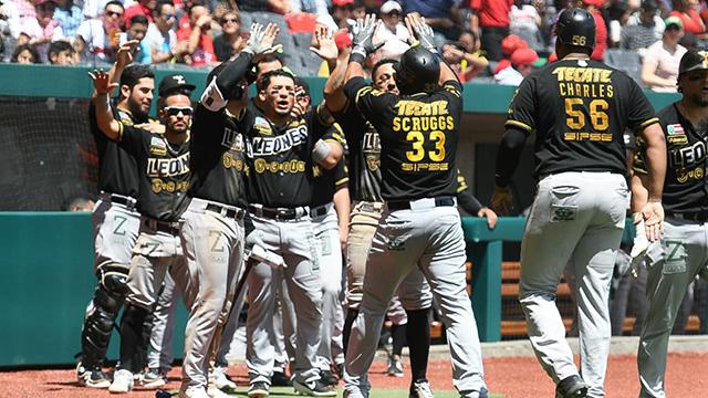 Beisbol, LMB: Leones se impone con su ofensiva