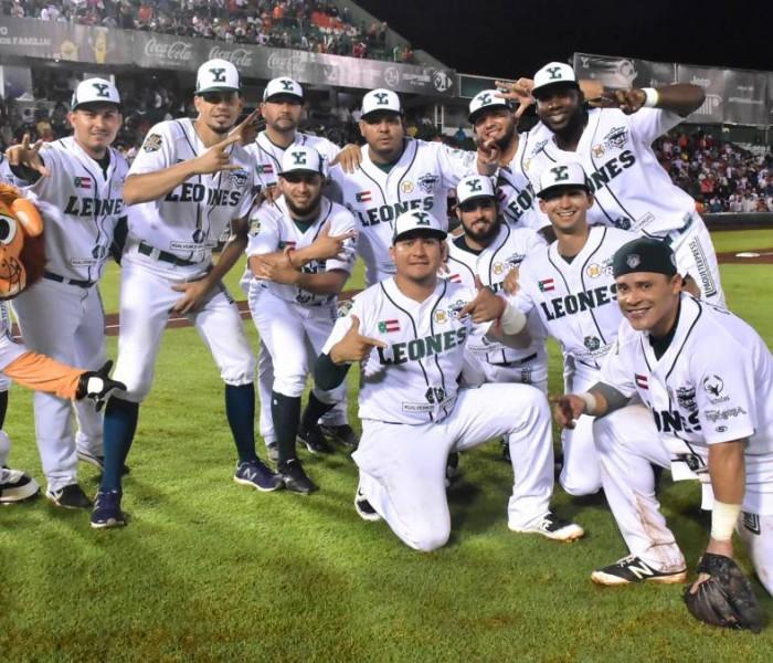 Beisbol, LMB: Leones se adelanta en la Serie