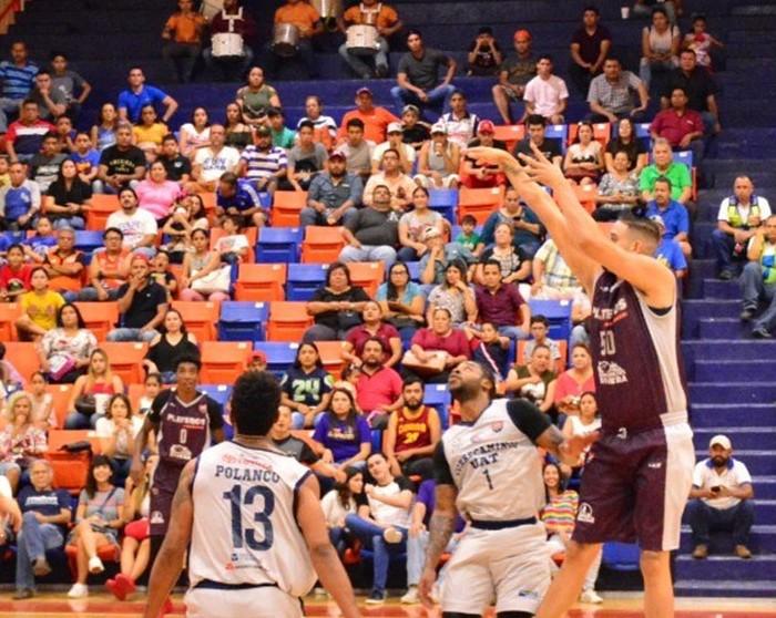 Baloncesto, LNBP: Correcaminos pierde velocidad