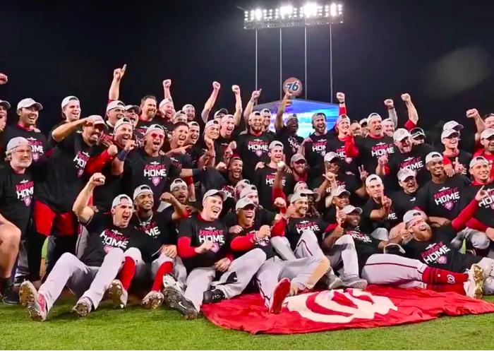 BÉISBOL, MLB: El secreto de los Nationals para llegar a su primera Serie Mundial