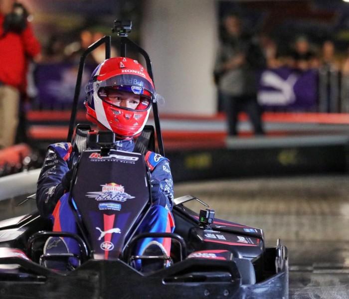 Automovilismo, F1: Pilotos de Red Bull Racing y Scuderia Toro Rosso celebran con afición mexicana rumbo al Gran Premio de México
