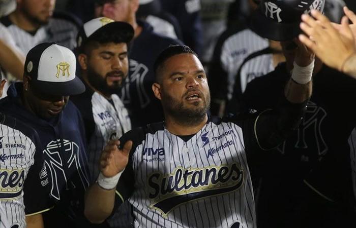 Beisbol, LMP: Sultanes derrota a las Águilas