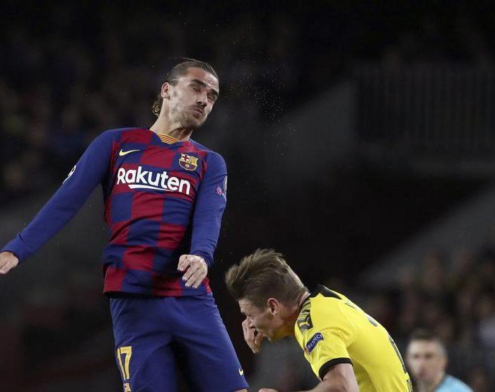 Futbol: Barcelona consigue primer objetivo en UCL