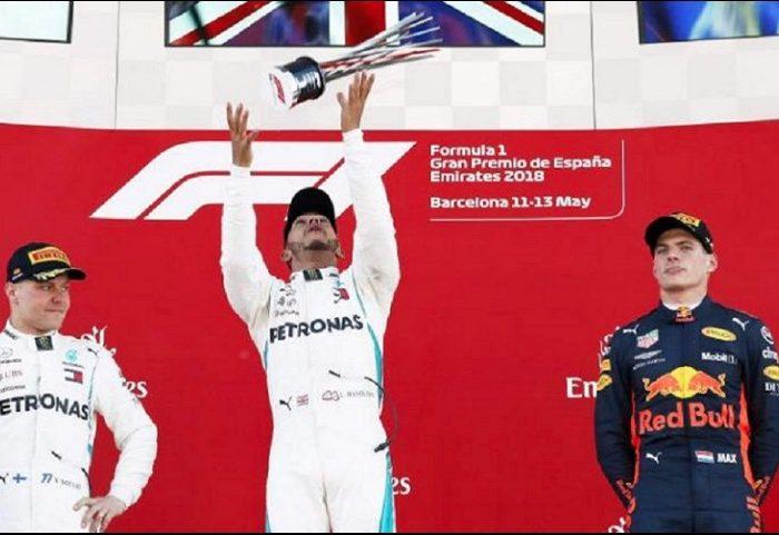 Automovilismo, F1: Hamilton gana su sexto Mundial de Fórmula 1 y Bottas, el GP de EEUU