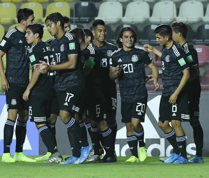Fútbol, Mundial Sub-17: ¡México ya está en cuartos de final!