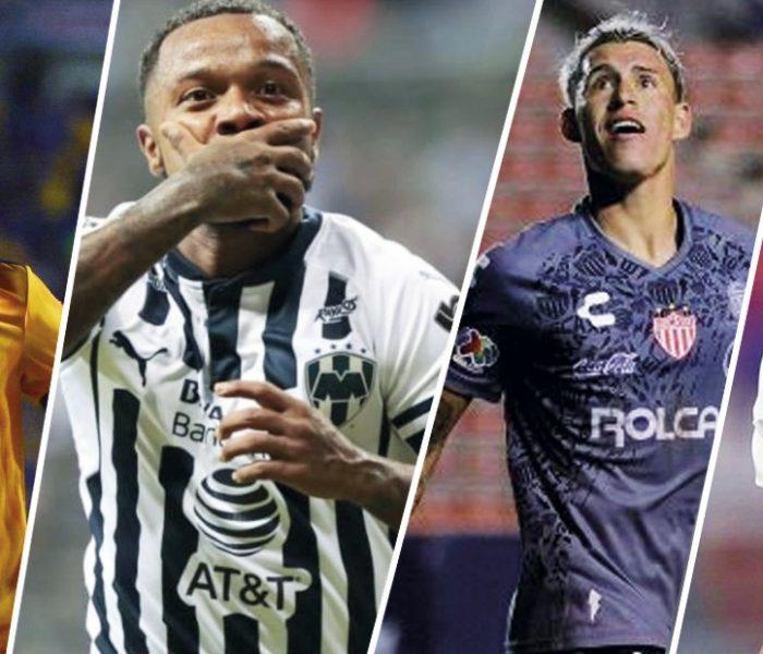 Futbol: ESTOS SON LOS JUGADORES MÁS DESTACADOS DE LA LIGA BBVA MX