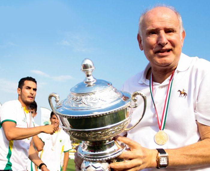 Futbol: Falleció Jimmy Goldsmith, dueño de Loros de Colima