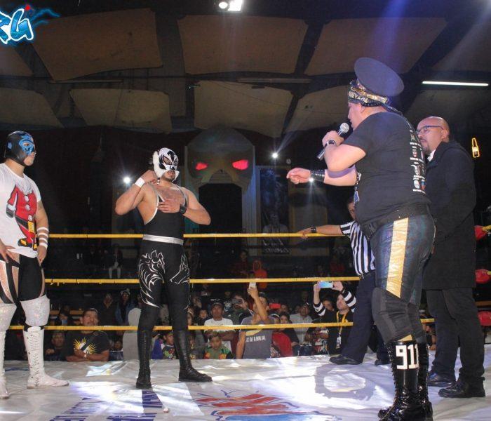 Lucha Libre: Cayó una máscara en la Arena Naucalpan