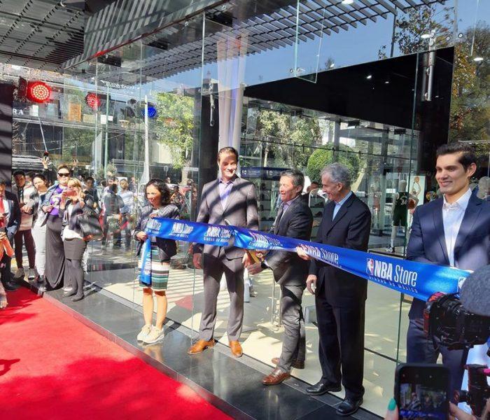 NBA, Baloncesto: Llega la primer tienda oficial de NBA a México