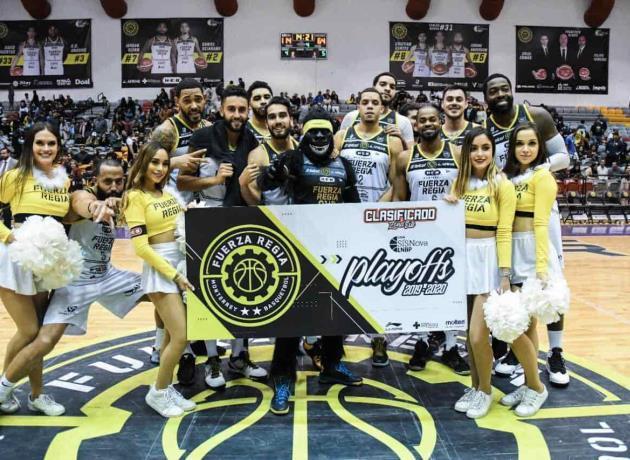 Baloncesto: Fuerza Regia vence de manera categórica