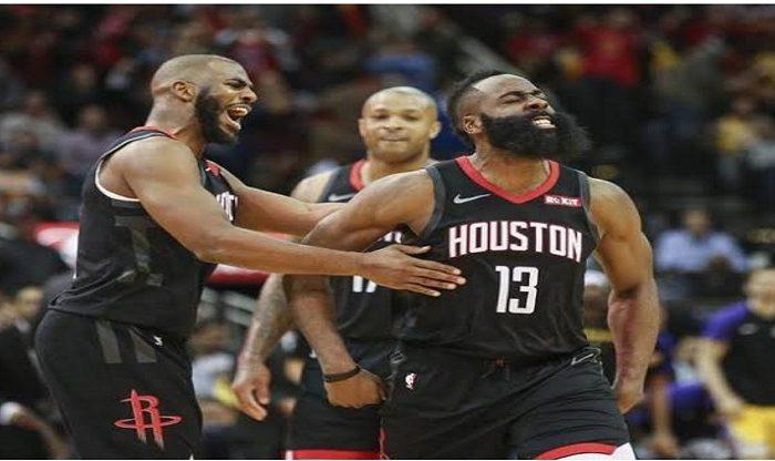 NBA, Baloncesto: James Harden hizo lo imposible
