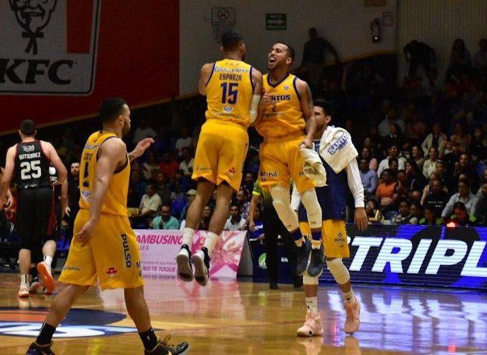 LNBP, Baloncesto: Santos se lleva el segundo viniendo de atrás