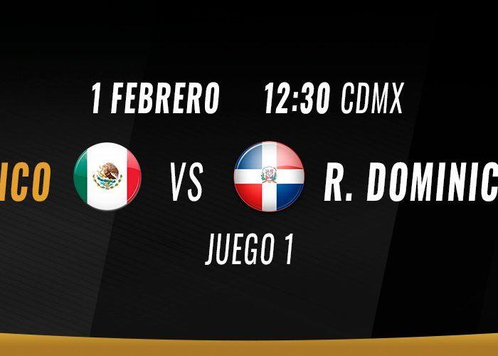 Beisbol: México presenta el Roster para la Serie del Caribe