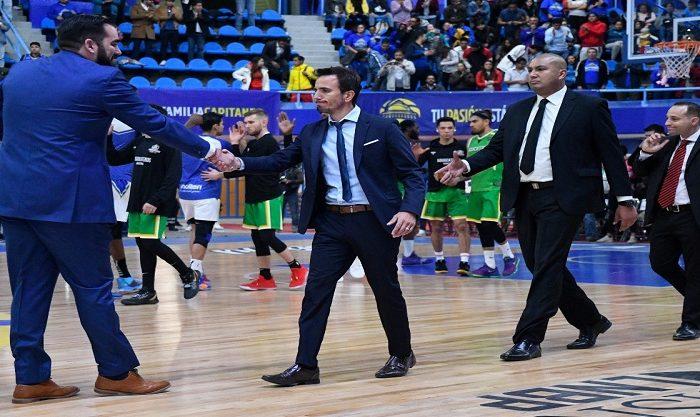 LNBP, Baloncesto: Aguacateros no se achica con Capitanes