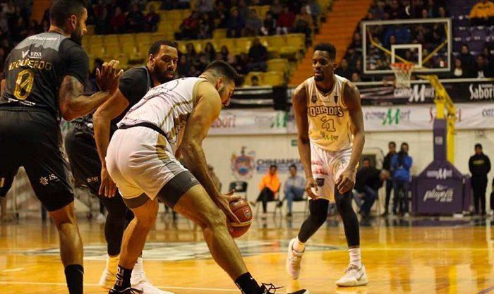 LNBP, Baloncesto: Dorados cae ante el campeón