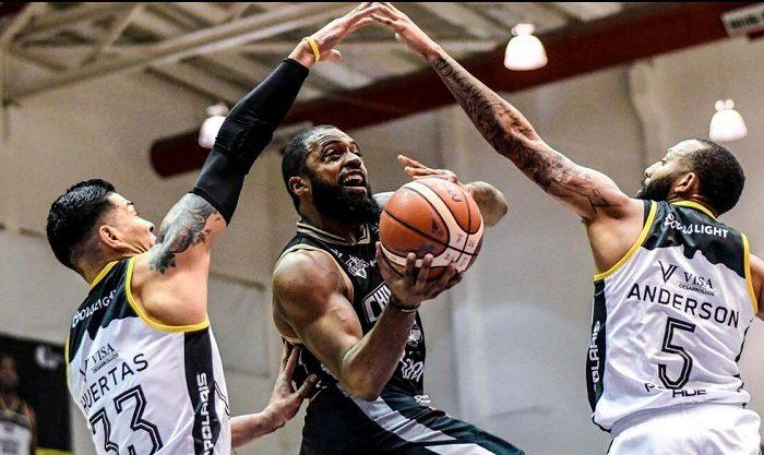 LNBP, Baloncesto: Terminó la temporada para Dorados
