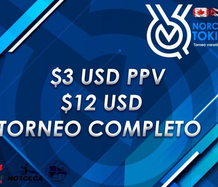Voleibol: Dominicanos se vuelven los favoritos en NORCECA para el boleto a Tokio 2020